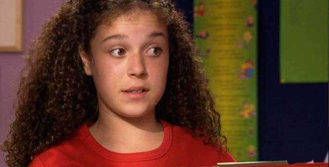 Tracy Beaker was our entry point to lots of Jacqueline's work (Credit: BBC)