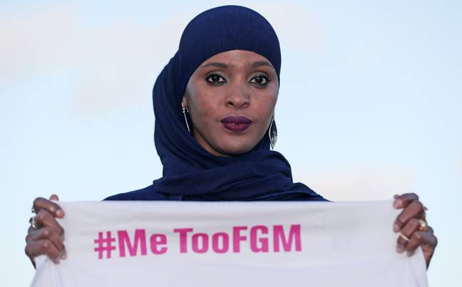 We still have a long way to go in the battle against FGM (Credit: PA)