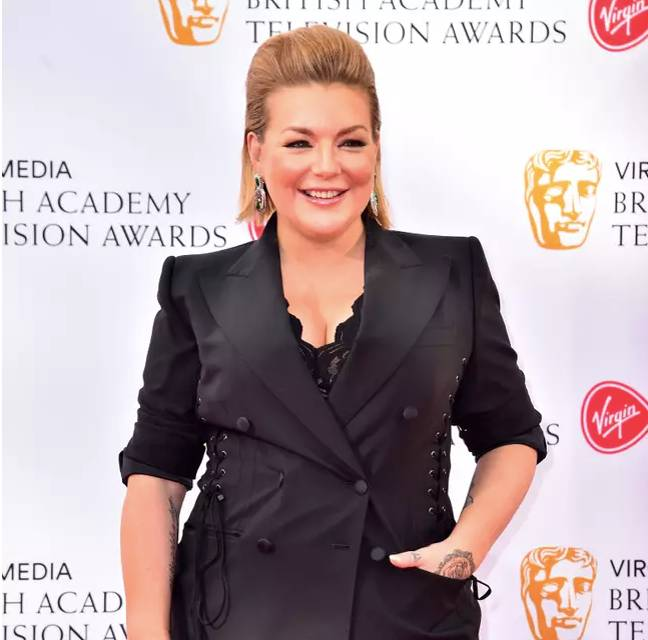 Sheridan Smith will host the BBC show (Credit: PA)