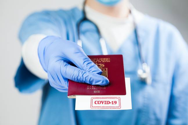 Vaccine minister Nadhim Zahawi has said the UK government has no plans to introduce vaccine passports (Credit: Shutterstock)
