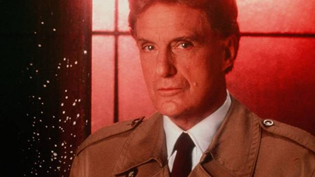 Robert Stack hosted the original series (Credit: NBC)