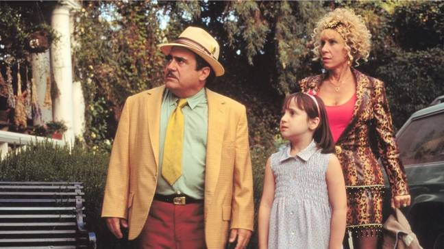 Danny Devito's 1996 movie version put an American spin on the British children's story (Credit: Jersey Films)