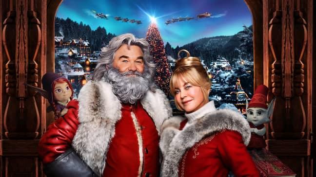 Kurt Russell plays Santa in Netflix's The Christmas Chronicles (Credit: Netflix)