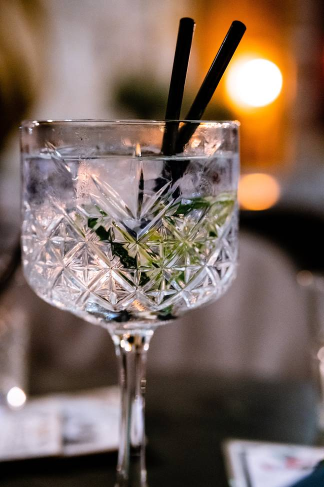 The strong gin is set to be a hit (Credit: Unsplash)