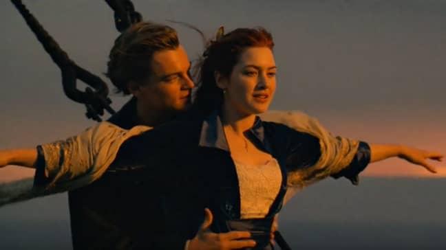 We'll still always love the Titanic (Credit: Paramount)