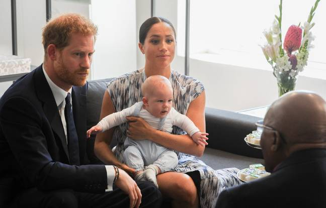 Meghan refused to rule out Archie's race as a reason for his lack of title (Credit: PA)