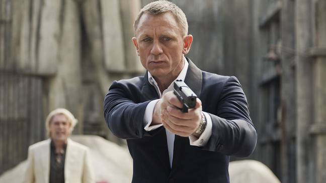 Daniel Craig has played 007 for the past film Bond movies (Credit: Eon Productions)