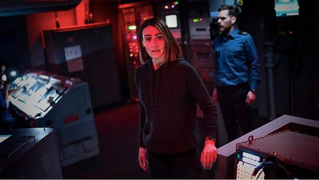 Vigil is from the makers of Line of Duty (Credit: BBC)
