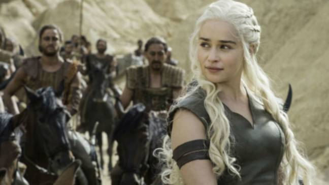 The actress is best known for her role as Daenerys Targaryen in 'Game of Thrones' (Credit: Game Of Thrones)