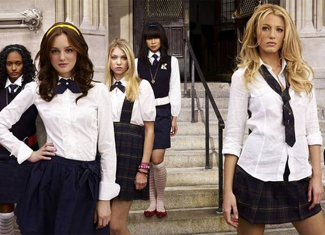 Gossip Girl will be returning as a reboot later this year (Credit: The CW)