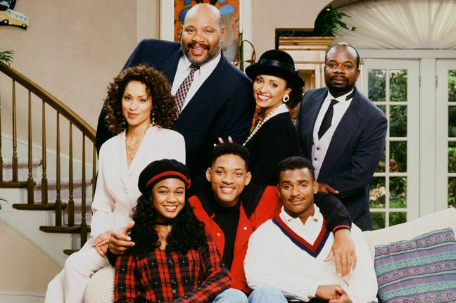 The OG Will Smith cast will be back (Credit: NBC)