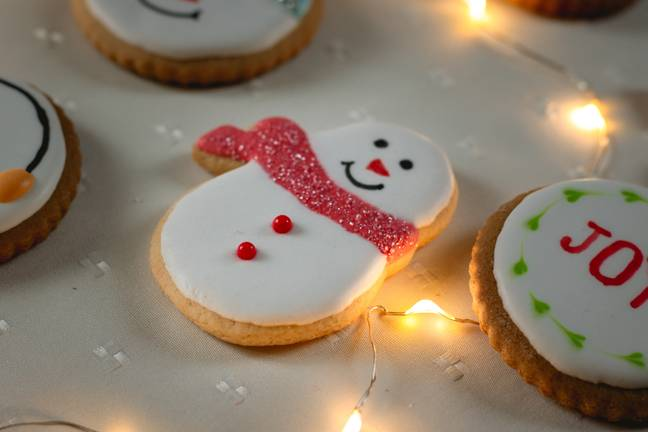 Christmas Cookies was the top choice among voters (Credit: Unsplash)
