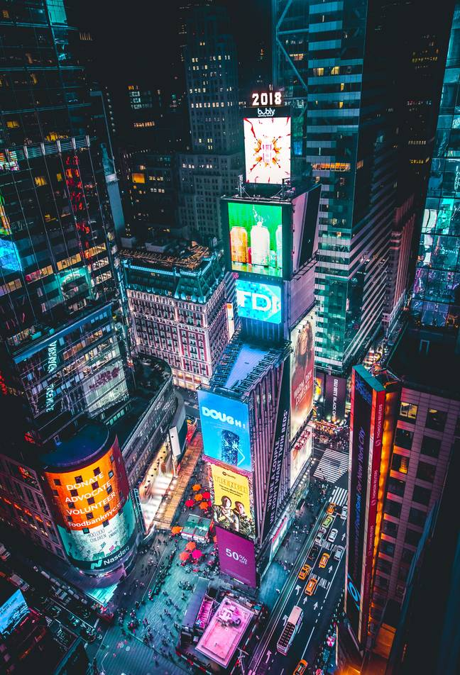 You could be living in New York for the entire summer rent-free (Credit: Unsplash)