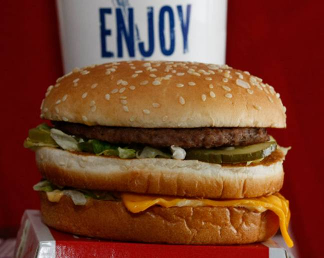 You can now grab a Big Mac for less (Credit: McDonalds)