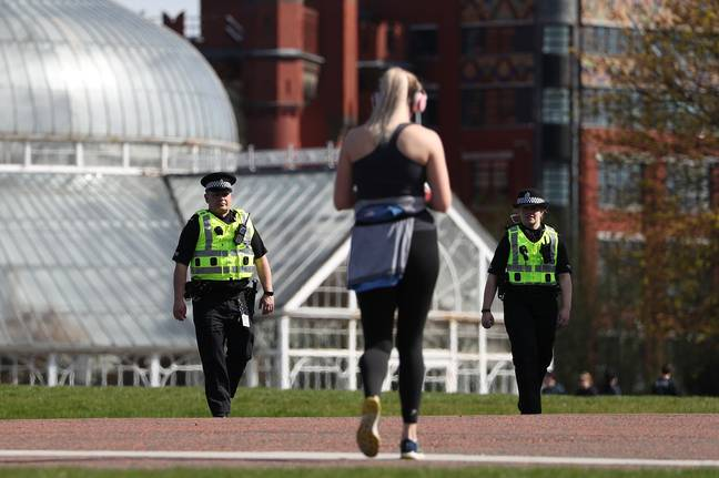 The exercise guidelines have been set out (Credit: PA)