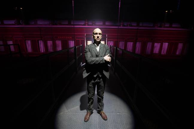Up for a bit of casual hypnotism or staged bank robbery with Derren? Now's your moment! (Credit: PA)