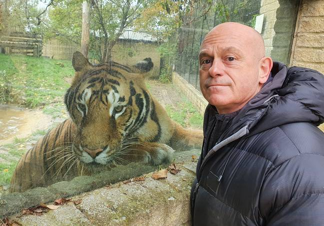 Ross Kemp will be meeting the UK's answers to Joe Exotic (Credit: ITV)