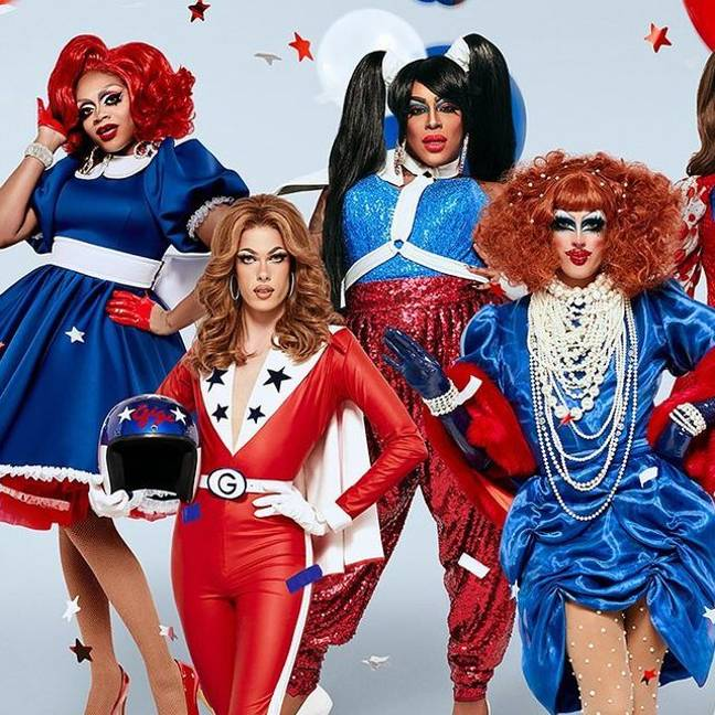 There's a whole new bunch of queens (Credit: VH1/ Netflix)