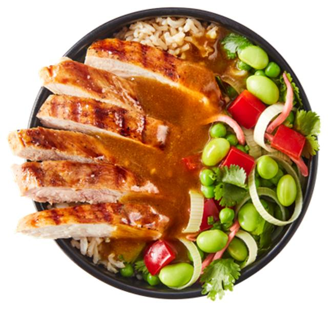 You can snap up a Klean' Katsu for free today (Credit: itsu)