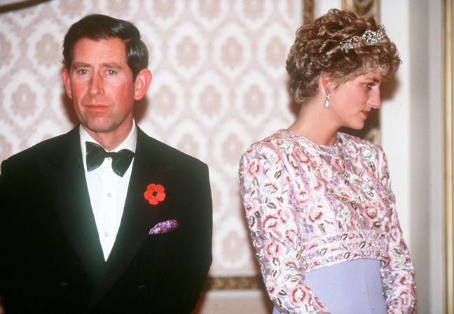 Charles and Diana's relationship became fraught (Credit: PA Images)