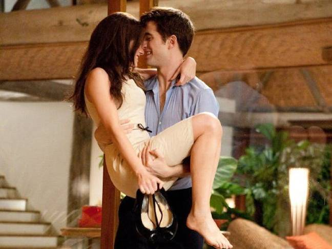 It featured in the 'Breaking Dawn - Part 1' film (Credit: Summit Entertainment)