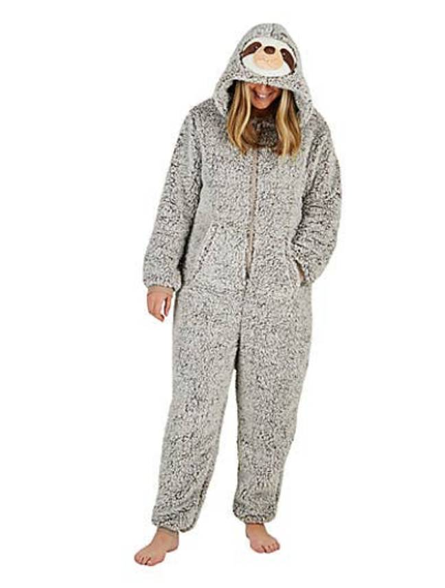 This onesie is made for us (Credit: Dunelm)