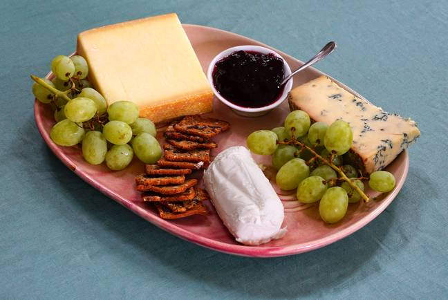 We hope your Christmas is filled with cheeseboards (Credit: Shutterstock)