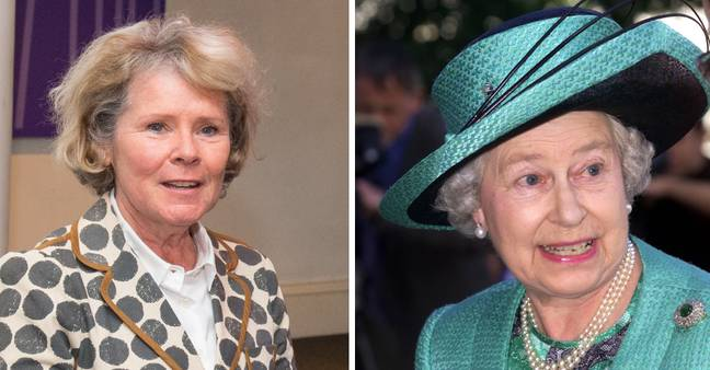 Imelda Staunton will play the Queen from the 90s (Credit: PA Images)