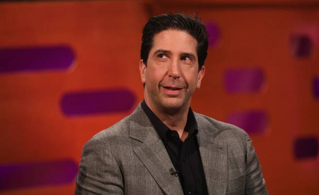 David Schwimmer has revealed the Friends reunion is about to start shooting (Credit: PA Images)
