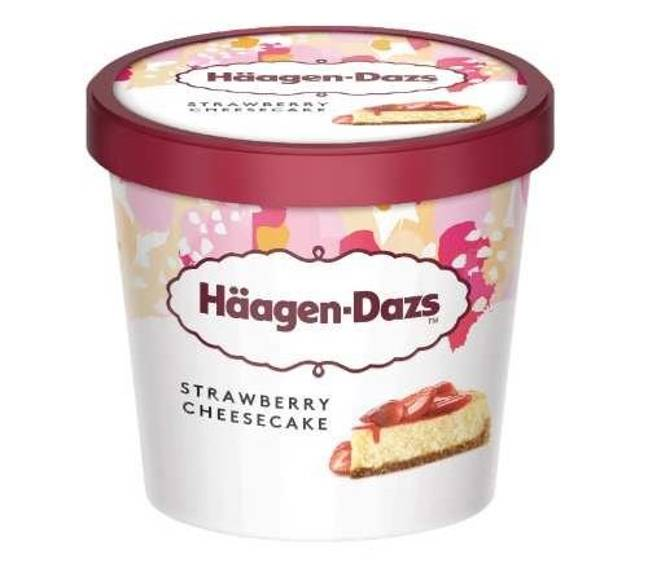Newsletter subscribers will receive a special weekly code that allows them to order the Häagen-Dazs flavour paired with the film (Credit: Häagen-Dazs)
