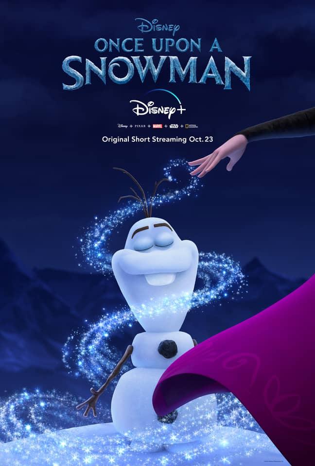 It'll hit Disney+ on 23rd October (Credit: Disney)