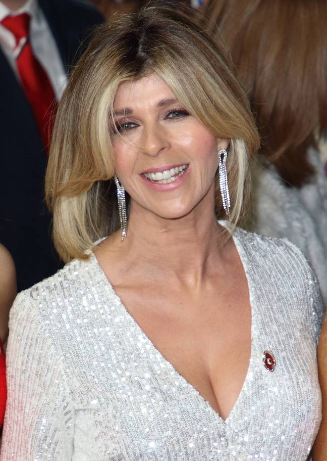 Kate Garraway says she has to carry on with life (Credit: PA)