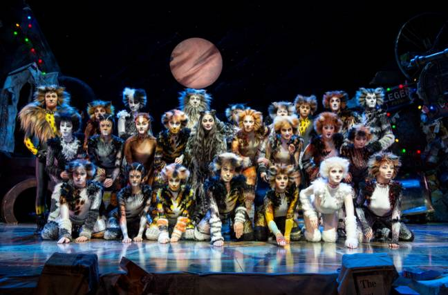 Fans will be hoping Andrew plays his smash-hit Cats as well (Credit: PA)