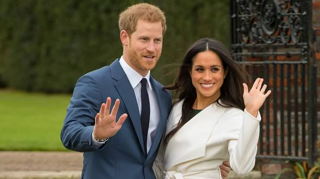 Prince Harry and Meghan stepped down from Royal duties last year (Credit: PA)
