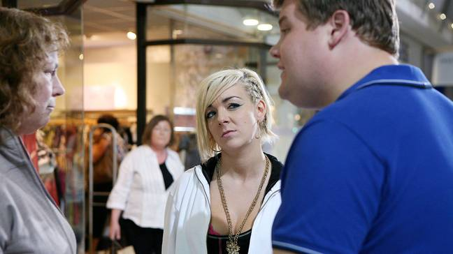 Sheridan Smith in Gavin and Stacey (Credit: BBC)