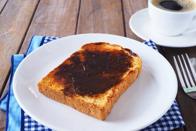 Marmite fans can now feast on their favourite spread in a variety of pastries rather than just on toast (Credit: Shutterstock)