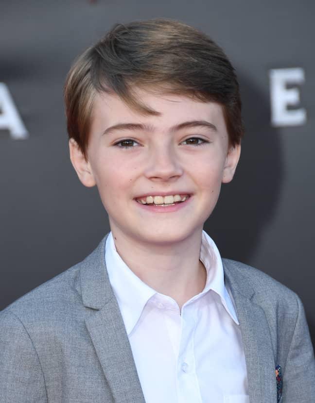 The Netflix show stars 'IT' actor Jackson Robert Scott (Credit: PA)