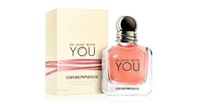 Armani In Love With You Eau de Parfum (Credit: Armani)