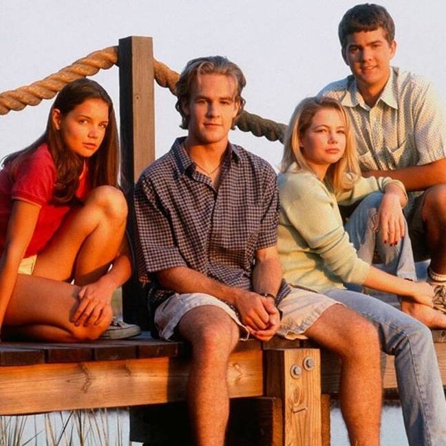Take us back to Capeside! (Credit: Sony Pictures Television)