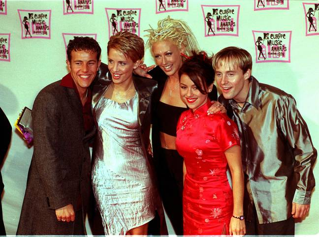 Steps were iconic in the 90's (Credit: PA Images)