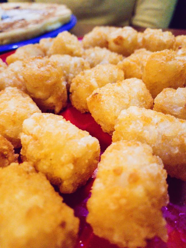 Nuggets filled with cheddar cheese? Yes please (Credit: Unsplash)