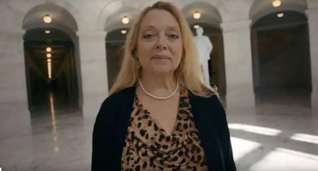 Joe Exotic believes Carole Baskin murdered her husband (Credit: Netflix)