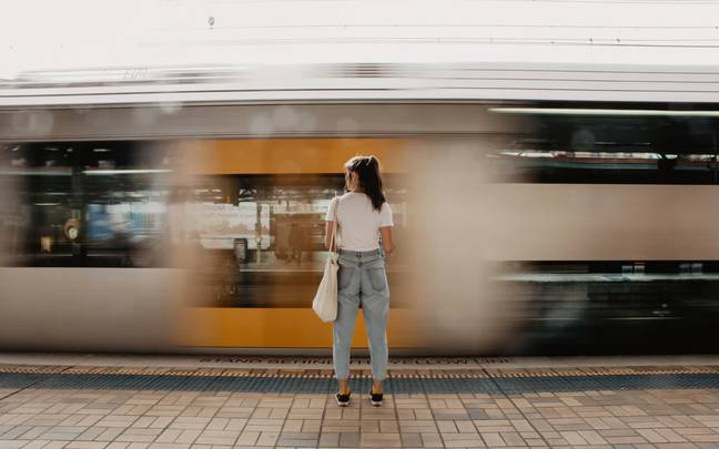 The scheme was introduced by Southeastern in 2019 and has already helped a number of women escape domestic abuse (Credit: Unsplash)