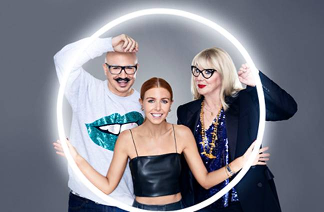Returning as host is Stacey Dooley, alongside judges Val Garland and Dominic Skinner. (Credit: BBC)
