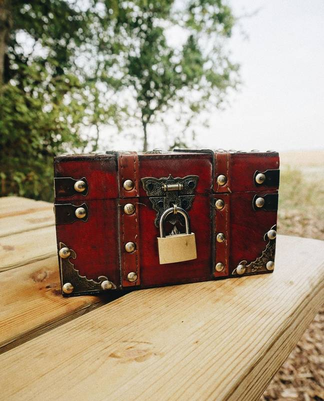 The box in which your phone will be locked away (Credit: Kennedy)
