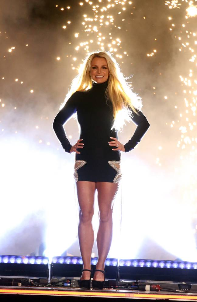 Britney cancelled her residency in 2019 (Credit: PA Images)