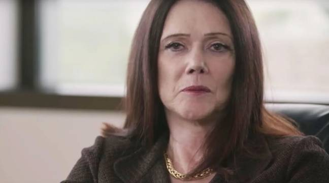 Kathleen Zellner is one of Steven Avery's lawyers (Credit: Netflix)