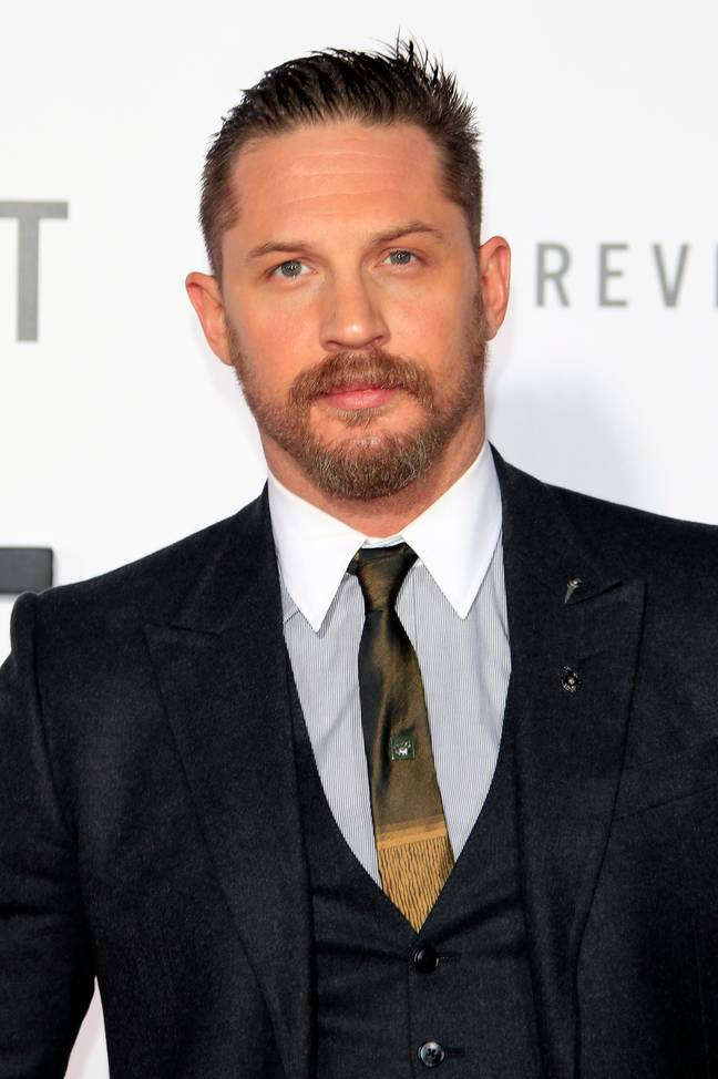 Tom Hardy is being rumoured to be the next Bond (Credit: PA)