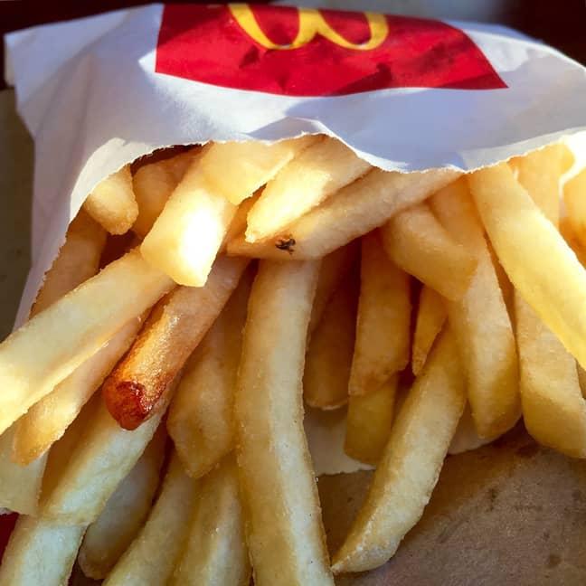 We've been craving McDonald's fries (Credit: Flickr)