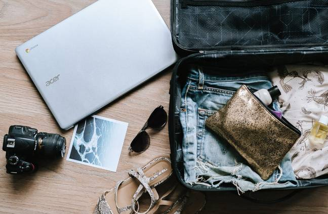 Many Brits are looking for a last minute getaway (Credit: Unsplash)